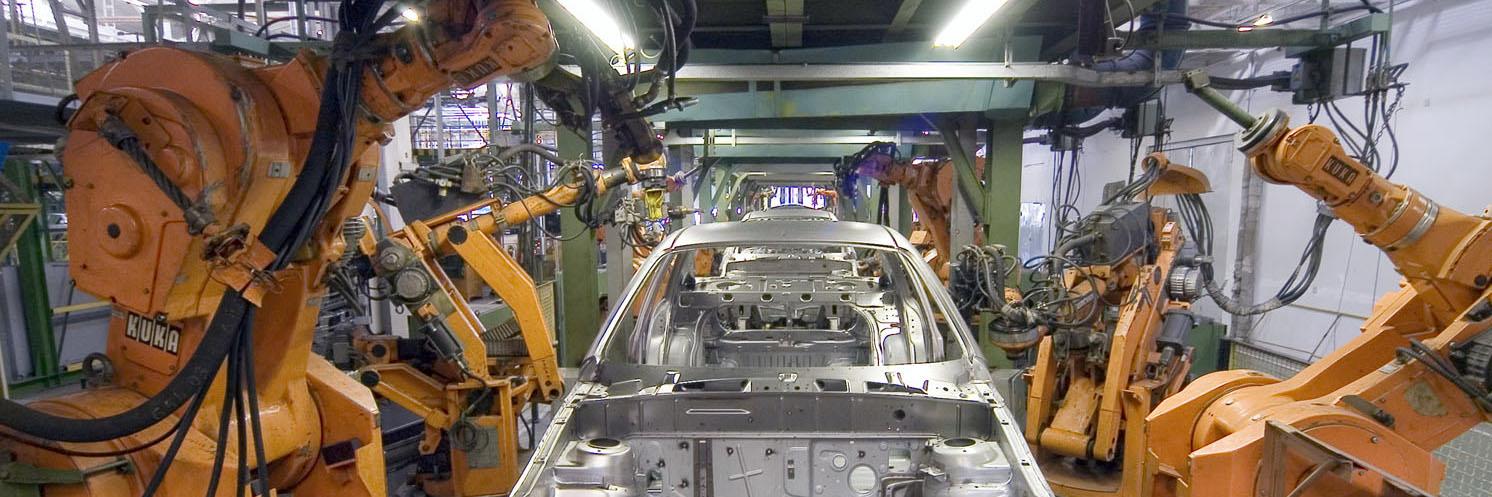 産業用ロボットと労働安全
